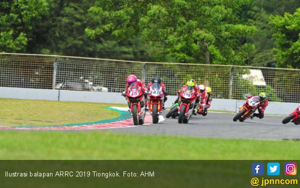 ARRC 2019 Malaysia: 5 Pembalap Indonesia Binaan Astra Honda Optimistis Rebut Podium - JPNN.com