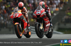 Klasemen MotoGP 2019: Dovi Luar Biasa, tetapi Marquez Masih Aman - JPNN.com