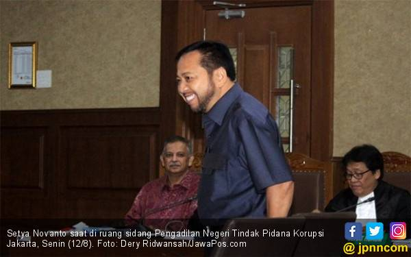 Saran Setya Novanto untuk Jokowi soal Pemindahan Ibu Kota - JPNN.com