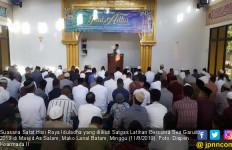 Khotib Jumat Masjid Nabawi Singgung Wabah Covid-19 - JPNN.com