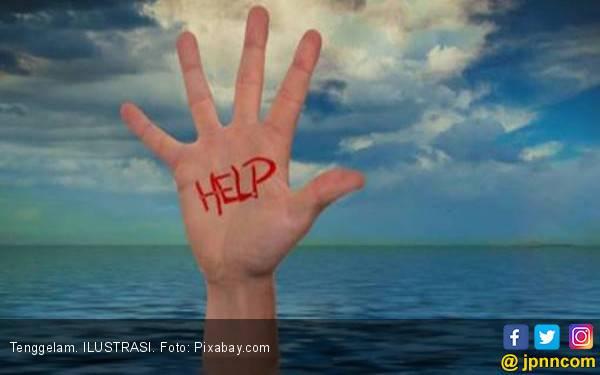 Bocah 6 Tahun Tenggelam di Sungai Geopark Ciletuh - JPNN.com