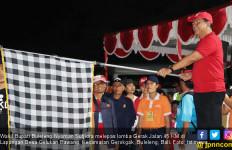 Sambut HUT RI, 42 Regu Ikuti Lomba Gerak Jalan 45 Km di Buleleng - JPNN.com