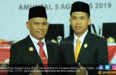 Putra Bupati Dilantik jadi Ketua DPRD, Usia 25 Tahun - JPNN.com