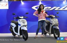 Honda Genio Sapa Warga Tangerang, Ini Perbedaan Harga dari Jakarta - JPNN.com