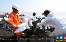 Tangani Kebocoran Minyak dengan Baik, Kinerja Pertamina Diapresiasi - JPNN.com