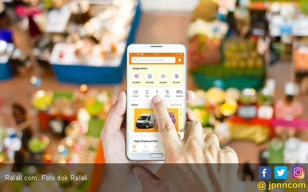 Bisnis UMKM Makin Mudah Bersama HarBIGNas 2019 Ralali.com - JPNN.com