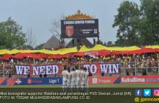 Balafans Desak Manajemen BLFC Utamakan Beli Pemain Baru Asli Lampung - JPNN.com