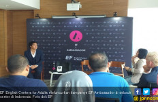 EF English Centers for Adults Luncurkan Kampanye EF Ambassador - JPNN.com