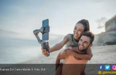 8 Perbedaan DJI Osmo Mobile 3 dengan Generasi Kedua - JPNN.com