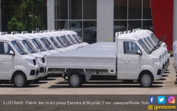 Presdir SMK: Investasi Mobil Esemka Tanpa Campur Tangan Perusahaan Asing - JPNN.com