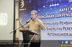 Kemnaker Sinergikan Perencanaan dan Pengembangan Ketenagakerjaan Tingkat Pusat Hingga Daerah  - JPNN.com