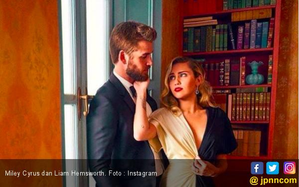 Akhirnya Liam Hemsworth Buka Suara soal Perceraian dengan Miley Cyrus - JPNN.com
