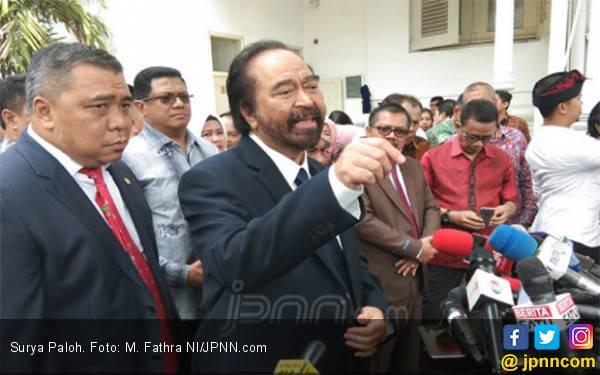 Surya Paloh Undang Prabowo Subianto ke Rumahnya Malam Ini - JPNN.com