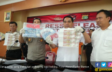 Pedagang Kopi Keliling Produksi-Edarkan Uang Palsu - JPNN.com