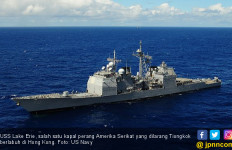 Kapal Perang Amerika Kembali Singgah di Taiwan, Tentara Tiongkok Mana Ya? - JPNN.com