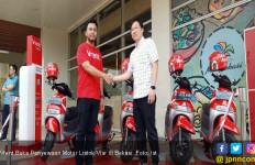 Vrent Buka Penyewaan Motor Listrik Viar di Bekasi - JPNN.com