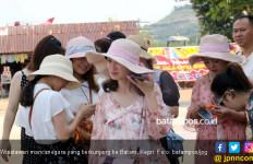 BPS Beber Data Wisman, Turis asal Tiongkok Anjlok Signifikan - JPNN.com