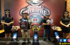 3 Desain Jok Motor Terbaik ala MBtech - JPNN.com