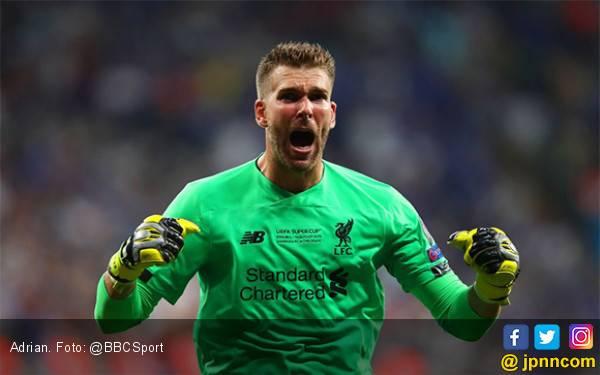 Adrian, Dari Pengangguran jadi Pahlawan Liverpool - JPNN.com