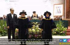 BLI KLHK Gelar Orasi Pengukuhan Dua Profesor Riset - JPNN.com