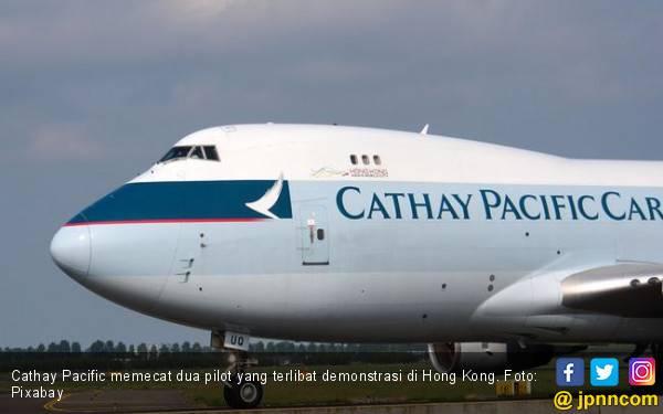 Hong Kong Memanas, CEO Cathay Pacific Mengundurkan Diri - JPNN.com