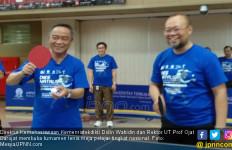 Kemenristekdikti: UT Jadi Pusat Pembibitan Atlet Tenis Meja - JPNN.com
