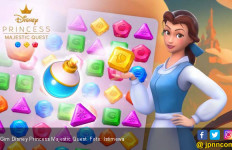Gameloft Luncurkan Gim Disney Princess Majestic Quest - JPNN.com