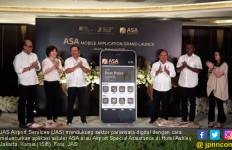 Dukung Pariwisata Digital, JAS Luncurkan Aplikasi ASA - JPNN.com