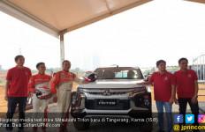 Semester I 2019, Mitsubishi Triton Rajai Segmen Pikap 4x4 - JPNN.com