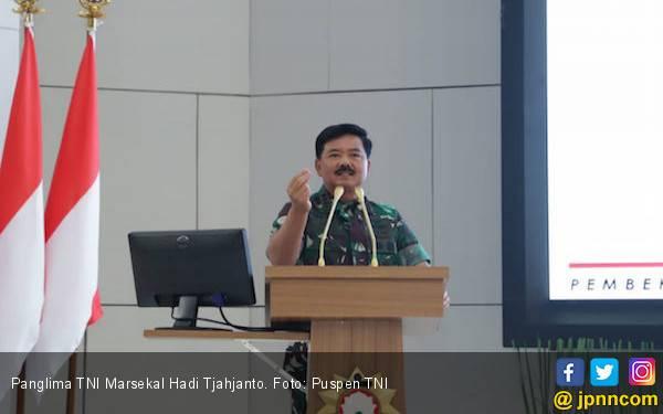Panglima Mutasi 56 Perwira Tinggi TNI, Nih Namanya - JPNN.com