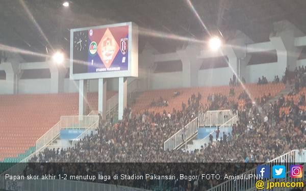 Bali United Bikin PS Tira Persikabo Bak Jatuh Tertimpa Tangga - JPNN.com