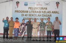 Prudential Indonesia Hadirkan Program Literasi Kelas Awal untuk Anak-anak di Papua - JPNN.com