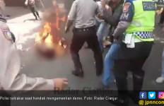 Tersangka Pembakar Polisi Bertambah - JPNN.com