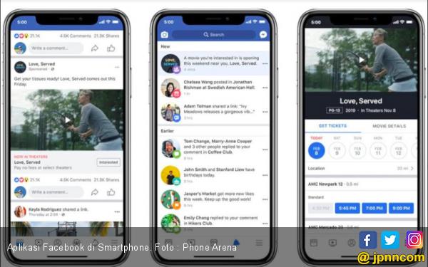 Facebook Luncurkan Fitur Pengingat untuk Nonton Film - JPNN.com