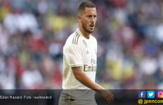 Kabar Buruk dari Real Madrid soal Eden Hazard - JPNN.com