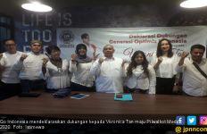 Dinilai Memiliki Sikap Tegas, Veronica Tan Didukung Maju Pilkada Medan - JPNN.com