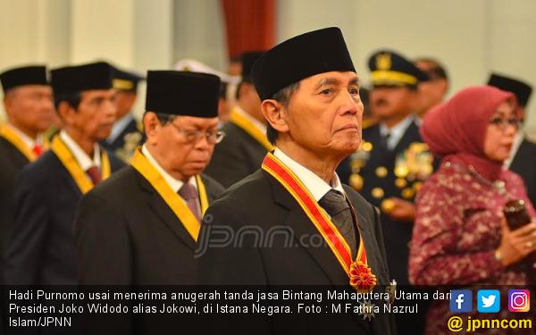 Mantan Tersangka di KPK Dianugerahi Tanda Jasa dari Presiden, Kok Bisa? - JPNN.com