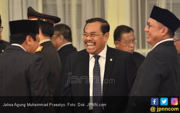 Jaksa Agung Ogah Menanggapi Pernyataan Jokowi - JPNN.com