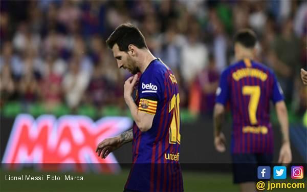 Pertama dalam 10 Tahun, Barcelona Start Tanpa Lionel Messi - JPNN.com