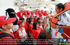 Semarak Kemerdekaan, Pelni Ajak Anak Usia Dini Rayakan di Atas KM Kelud - JPNN.com