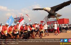 Satgas TNI Kontingen Garuda di Kongo Memeriahkan Perayaan HUT Kemerdekaan RI - JPNN.com