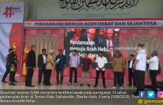 100 Mantan Anggota GAM Dapat Sertifikat Tanah dari Pemerintah - JPNN.com
