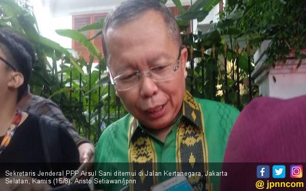 Soal Wacana Penambahan Pimpinan MPR, Sekjen PPP Beri Respons Begini - JPNN.com
