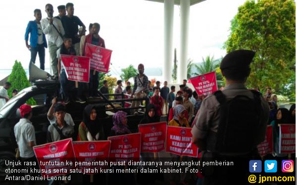 Minta Ada Jatah Menteri Perwakilan dari Warga Ambon di Kabinet Jokowi - JPNN.com