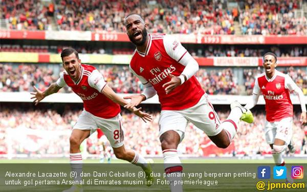 Arsenal 2-1 Burnley: Tepuk Tangan Meriah Buat Dani Ceballos - JPNN.com