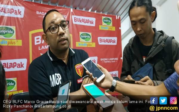 Marco Garcia Senang Reva Akhirnya Merapat ke Perseru BLFC - JPNN.com