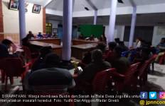 Wadidawww, Pak Kadus Tertangkap Basah Menginap di Rumah Janda - JPNN.com