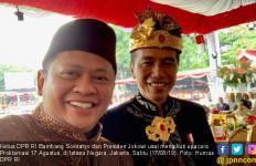 Bamsoet: Pak Jokowi Tidak Suka Semua Partai Dukung Pemerintah - JPNN.com
