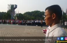 Koko Ardiansyah, Paskibra Labuhan Batu Diajak ke Istana Merdeka, Menitikkan Air Mata - JPNN.com