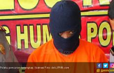 Penjual Sayur Nyambi Masuk Rumah Orang Tanpa Permisi, Wajar Didor - JPNN.com
